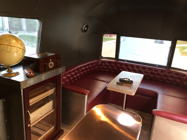 Mobile Cigar Lounge